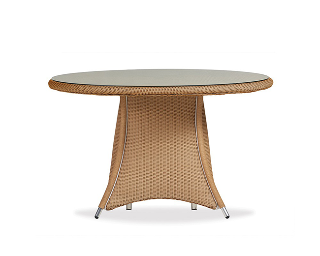 lloyd-flanders-generations-round-dining-table