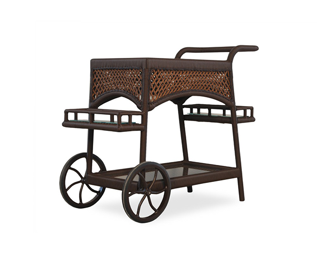 lloyd-flanders-grandtraverse-serving-cart