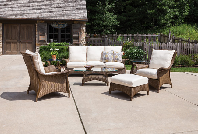 Lloyd Flanders Outdoor Furniture Ellenburgs
