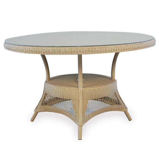 lloyd-flanders-nantucket-dining-table