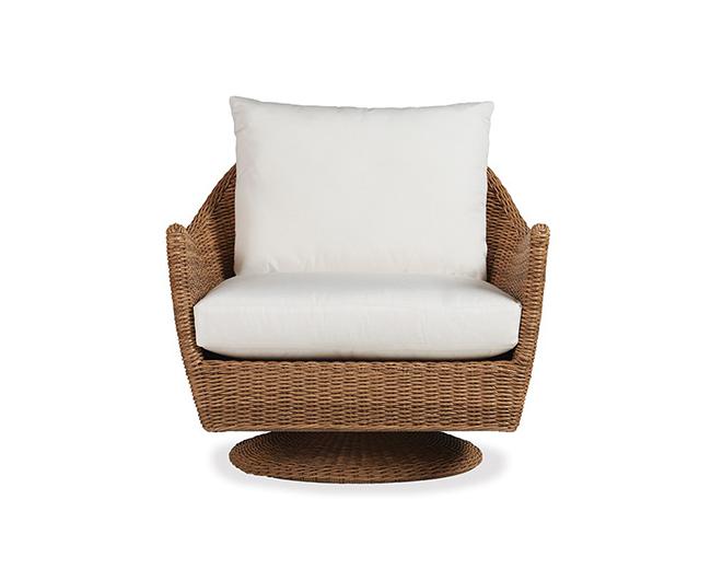 lloyd-flanders-tobago-swivel-chair