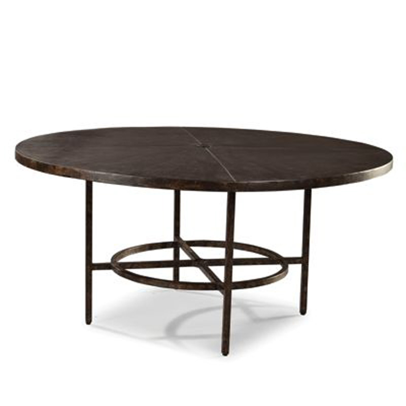 lane-venture-industrial-renaissance-round-60-dining-table
