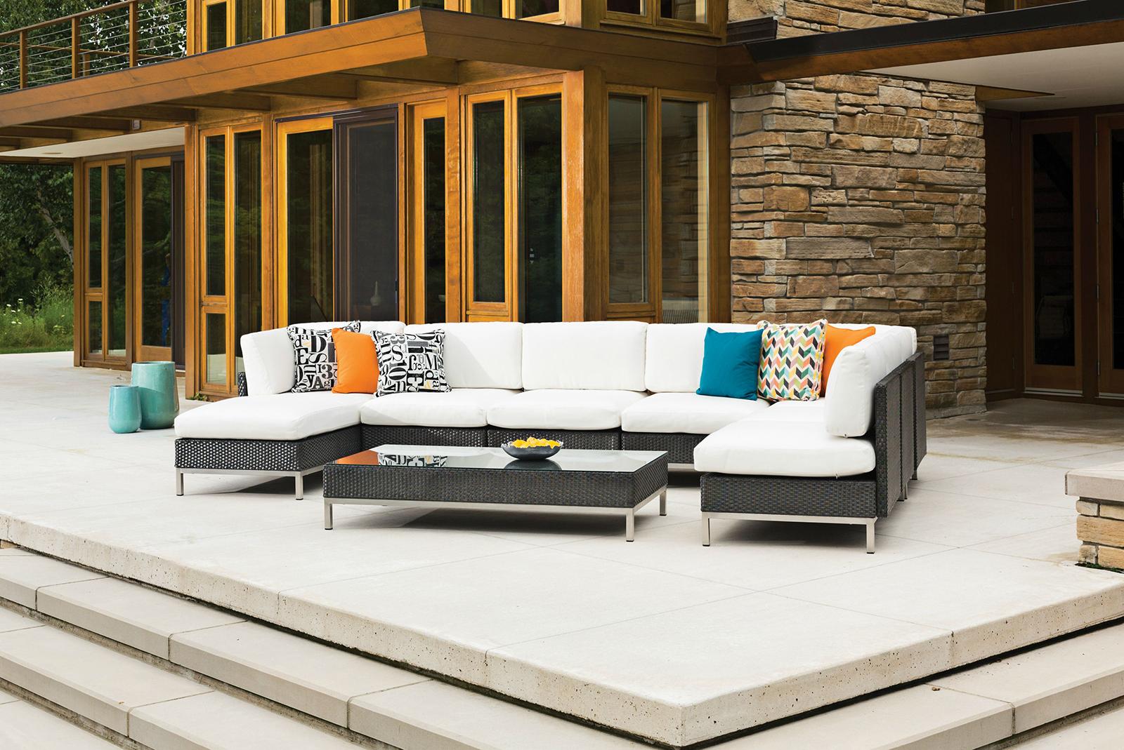 Outdoor furniture ellenburgs brand name