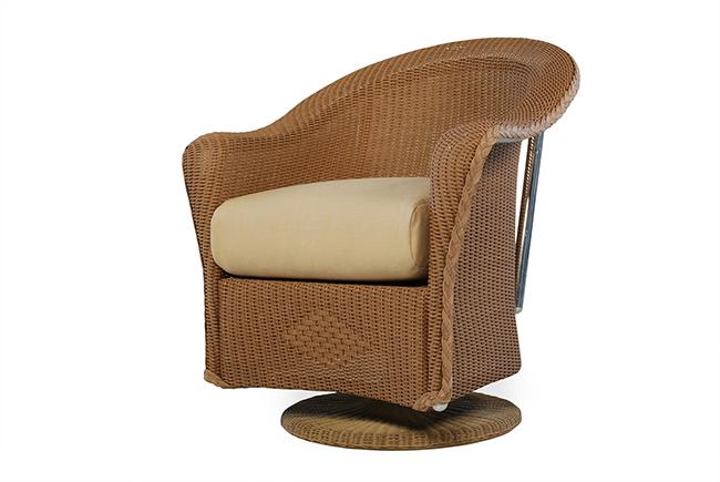 lloyd-flanders-reflections-swivel--dining-chair