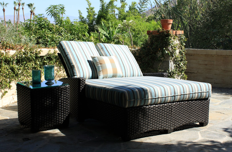 ... Patio Renaissance Kapaa Double Chaise Lounge. Add To Wishlist Loading