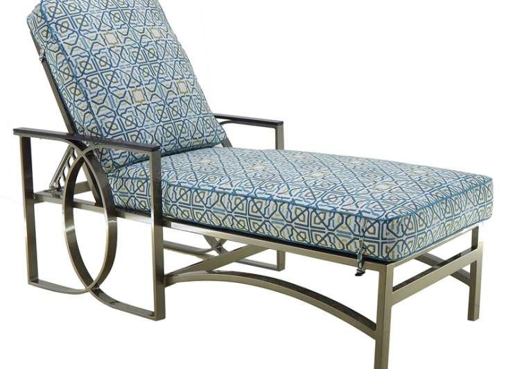 Castelle Hermosa Chaise Lounge