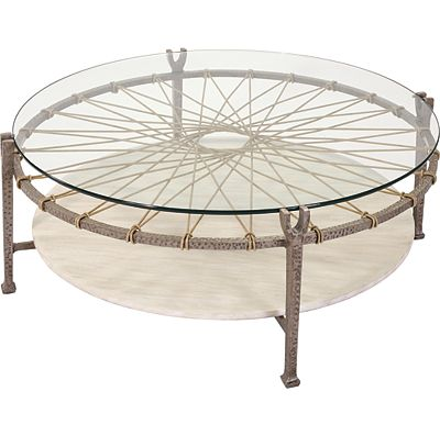 lane-venture-ernest-hemingway-outdoor-round-cocktail-table