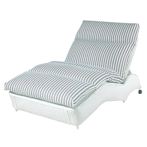 lloyd-flanders-double-adjustable-chaise
