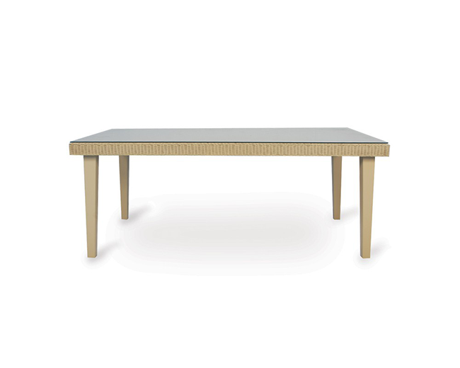 lloyd-flanders-hamptons-rectangular-dining-table