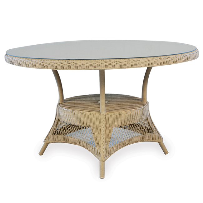 lloyd-flanders-nantucket-dining-table