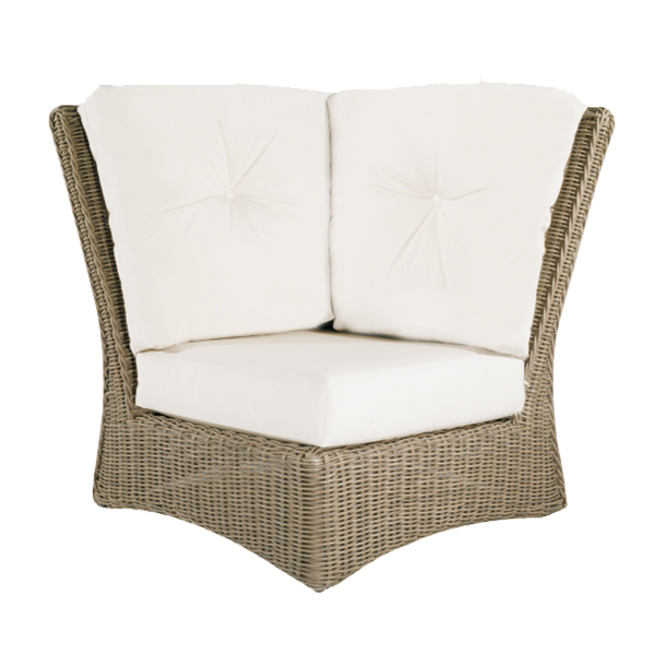 Westhampton South Bay Sectional Corner Chair Outdoor