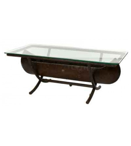 woodard-whitecraft-chatham-run-canoe-coffee-table